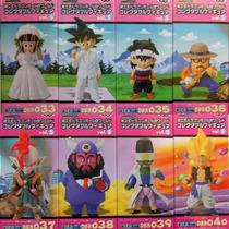 Banpresto Dragon Ball Z Wcf Vol 5 Goku Milk Gogeta Gohan