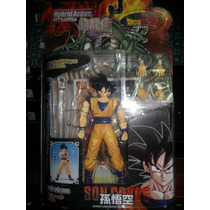 Dragon Ball Z Bandai Hybrid Action Son Goku Carded