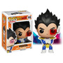Vegeta Dragon Ball Z Pop Funko Anime Gennial