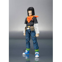 Androide No 17 Sh Figuarts Dragon Ball Z Bandai