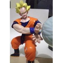 Goku Super Saiyan Lanza Kame Hame Ha Marca Irwin