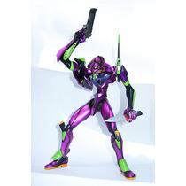 Eva-01 Kaiyodo Neon Genesis Evangelion Metallic Version