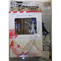 Revista Eva 5th Evangelion Con Revoltech Mini De Rei Ayanami
