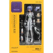 Evangelion Legacy Of Revoltech Ayanami Rei 2.0 Envío Gratis!