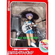 Haruhi Suzumiya Figura Nagato Yuki Live Alive 19cm Sega!!
