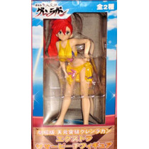 Tengen Toppa Gurren Lagan Sexi Figura Yoko Summer 19cm Sega