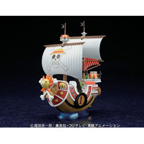 Thousand Sunny (bandai) - Luffy Ship - One Piece