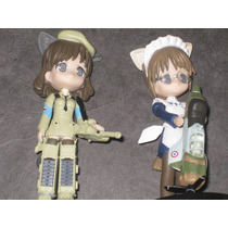 Mecha Musume 2 Figuras Tipo Gashapon