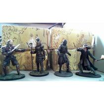 Señor De Los Anillos Figuras De Metal De Colección