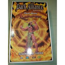 Lucifer First Shots Dark Alliance Chaos Comics Neca