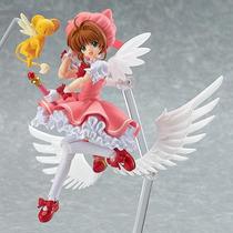 Figura Pvc Sakura Kinomoto Figma Card Captor Sakura 12cm