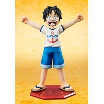 Mild Pop One Piece Series Cb-r1 Monkey D. Luffy 1/8