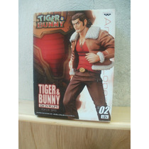 Figura De Antonio Lopez Del Anime Tiger And Bunny