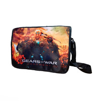 Mochila Escolar De Portafolio Gears Of War Judgment Bird