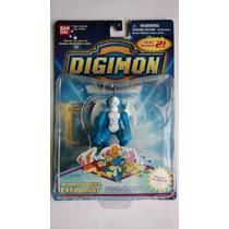 Bandai Digimon 02 Figura Exveemon *nuevo Y Sellado*