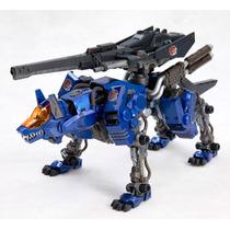 Zoids - Command Wolf Lc & Ac Brad Custom (ya Esta En Mexico)
