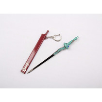 Espada Asuna Llavero Sao Estoque Sword Art Online Kirito Cos