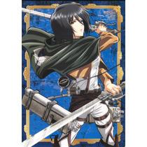 Poster Plastico D Mikasa Ackerman De Attack On Titan Y2261 4