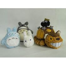 Mi Vecino Totoro Ghibli Set 5 Piezas Con Envio Gratis