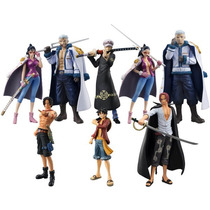 Chozokei Damashii One Piece Laws Ambition Bandai Caja Vmj