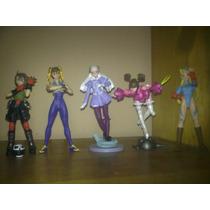 Bandai Hgif Capcom Gals Collection Girls