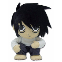 Death Note L Lawliet Great Eastern Shonen Jump Muñeco Felpa