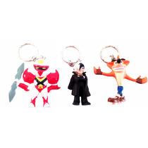 Llavero De Crash Bandicoot & Other Manga Anime Y2340 1