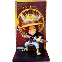 Figura Tamashi Buddies De Shanks De One Piece Banpresto