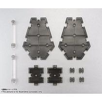 Tamashii Stage Combination Base Negro Blanco/ Preventa