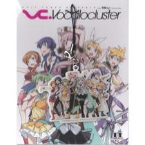 Strap Metalico De Vocalocluster Hatsune Miku Y2219 1