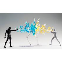 Tamashii Effect Thunder Azul/amarillo Duel Zone