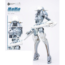 Original Effect Momo Hi Ridirne Sexy Robot Girl Air Force