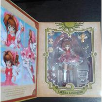 Sakura Kinomoto Sh Figuarts Cardcaptor Original En Mano