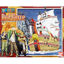 Red Force, One Piece Bandai, Figma, Revoltech Hasbro