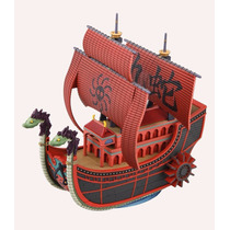 One Piece Kuja Pirate Ship Bandai Hobby Barco Coleccionable