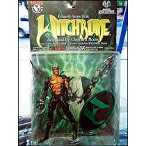 Witchblade Kenneth Irons,nuevo,figura 15 Cm,golden Edition
