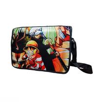 One Piece Mochila De Portafolio Luffy Trafalgar Don Flamingo