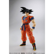 Bandai Dragon Ball Z Kai Son Goku Mg Figurerise 1/8 Ajff