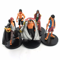 One Piece Straw Hat Figuras 10cm Ver.china Entrega Gratis Df