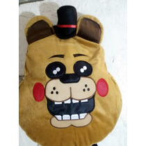 Mochila Infantil Tipo Peluche Five Nights At Freddy