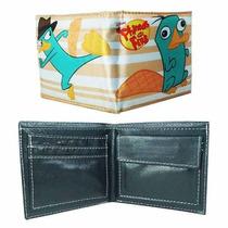 Phineas Y Ferb Cartera Perry El Ornitorrinco Agente P