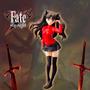 Rin Tosaka Fate Stay Night Unlimited Bladeworks Envío Gratis