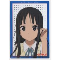 Miniposter Plastico D Mio Akiyama De K-on! Bandai Y1302 8