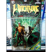 Witchblade Kenneth Irons,nuevo,variante Golden Irons,15 Cm.