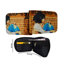 Death Note Cartera De Alta Calidad L