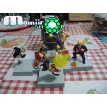 Dragon Ball Torneo De Las Artes Marciales Set 5 Figuras