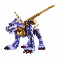 Metal Garurumon Digimon Adventure Sh Figuarts