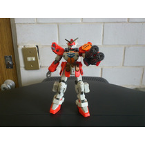 Bandai Wing Gundam Heavy Arms Mobile Suit In Action