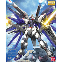 1/100 Mg Ban-dai Z.a.f.t. Mobile Suit Zgmf-10a Freedom Gund