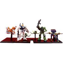 Coleccion De Minifiguras De Mobile Suit Gundam Bandai Msg 08